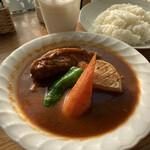 スープカレー カムイ -