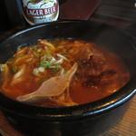 海雲台 - テールスープ
