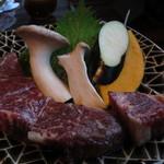 海雲台 - 和牛ステーキヒレ