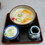増田屋 - 冷や麦