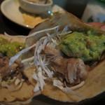 メキシコ料理エルソル - 柔らか コーン生地で 旨い