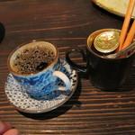 メキシコ料理エルソル - アフターコーヒー サービス
