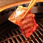 焼肉 激 - 外はカリッと中はジューシーに焼き上げるのが美味しく食べる秘訣です。