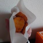 Island Burgers - ポテト