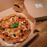 ビージーカフェ - TAKE OUT PIZZA