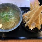 うどん 白木商店 - 料理写真: