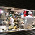 味乃宮川 - 厨房