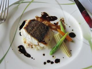 ル シエール - 真鯛のポアレ