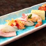 鈴よし - 料理写真:特上寿司1人前