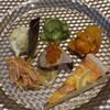 リストランテファンタジスタ - 料理写真:前菜