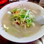 広州 - 料理写真:長崎ちゃんぽん!見た目は確かにちゃんぽんぽい!