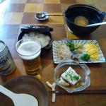 鶏飯食堂 HABUS - 鶏飯&ジマム豆腐&オリオンビール