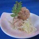 日本料理 一石 - 鯛真子旨煮