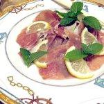 Shishiria - 生ハムのサラダ