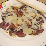 Shishiria - ローストビーフのサラダ