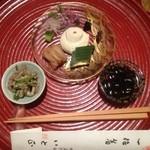 14320882 - 豆腐と抹茶かん