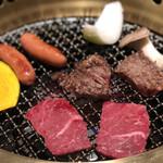 焼肉と精肉のひら山 -