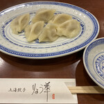 上海餃子 りょう華 - 上海(水)餃子 450円