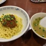 上海餃子 りょう華 - 四川半麺(激辛)690円