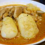 インドカレーカーマ - 料理写真:チキンカレー