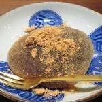 和食や 芦田 - 蕨餅