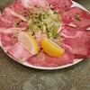 龍苑 - 料理写真:タン塩、肉厚でマィウ~(^_^)