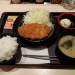 松のや - 料理写真:(2020年11月)