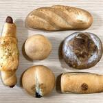麦の家 - 料理写真:今回買ったパン