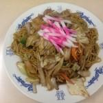 丹頂 - 料理写真:上海焼きそば