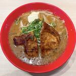き久好 - 料理写真:十勝焼豚濃厚味噌ラーメン