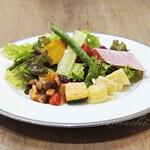 アッカペッラ - ランチセットBの前菜