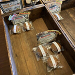 ドラヤキワダヤ - 料理写真:どら焼き売り場