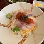 Kitanadagyokyouchokusou toretateshokudou - 海鮮丼