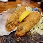 カキ酒場 北海道厚岸 - 牡蠣フライ♪