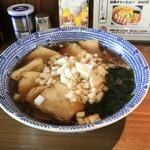 麺たま - 料理写真:麺たまチャーシュー