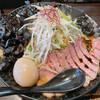 麺屋 燦鶴 - 料理写真:辛タンメン  トッピングで 煮玉子 キクラゲ増し