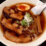 麺屋天空 - 料理写真:さっぱり あぶり厚温チャーシュー