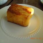 Orizonte - 美味しいフレンチトースト