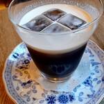 茶洋館マサラ - ドリンク写真:ロイヤルミルクコーヒー