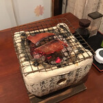 魚卵と東北のお魚バル 魚徳 -