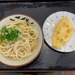 大島うどん - 料理写真: