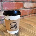 シェイクシャック - Drip Coffee(HOT)@380円