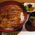 14324340 - 鰻丼(桜)