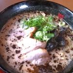 らー麺 藤平 - 藤平らー麺680円