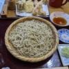 狭山 翁 - 料理写真:天せいろそば   ¥1680 大盛り    ¥350