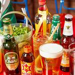 タイ屋台酒場 カオヤイ - タイのビールやタイハーブを使用したオリジナルサワーもあります