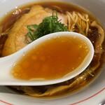 ラーメン屋 トイ・ボックス - 地鶏と水の極上スープ