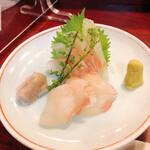 天ぷら新宿つな八 - 天然の鮃