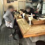 キッチン グラン - 店内