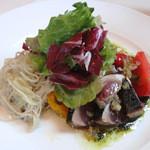 ビストロ モン・ジャルダン - 料理写真:本日のおすすめオードブル